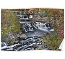 The Almonte Falls Poster