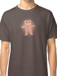Hand stitched handmade toy monster stuffy Classic T-Shirt