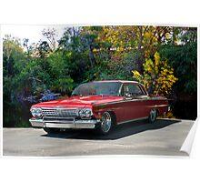 1962 Chevrolet Impala '427' Poster