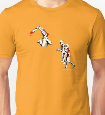 Kill The Zombies Unisex T-Shirt