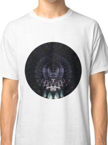 Purple Space Classic T-Shirt
