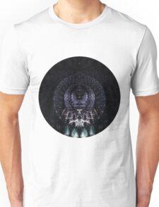 Purple Space Unisex T-Shirt