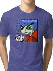 Shonen Boy Tri-blend T-Shirt