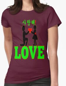 °•Ƹ̵̡Ӝ̵̨̄Ʒ♥Will You Accept My Heart-Romantic Proposal Clothing & Stickers♥Ƹ̵̡Ӝ̵̨̄Ʒ•° T-Shirt