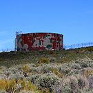 Let's meet at the water tower,Cold Springs,Reno Nevada USA by Anthony & Nancy  Leake
