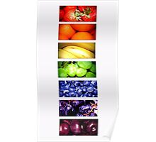 Taste The Rainbow Poster