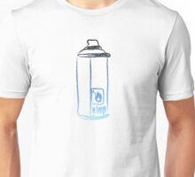 Graffiti Spray Can Unisex T-Shirt
