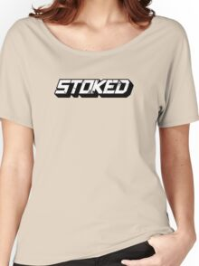 Stoked Women's Relaxed Fit T-Shirt
