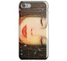 The young match girl iPhone Case/Skin
