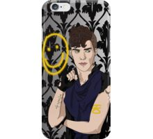 PunkLock iPhone Case/Skin