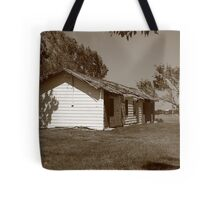 Route 66 - Abandoned Motel Tote Bag