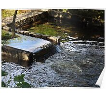 Water Break Poster