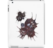 S20130526 - Scribbled Dragon Mask iPad Case/Skin