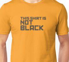 This Shirt Is Not Black Unisex T-Shirt