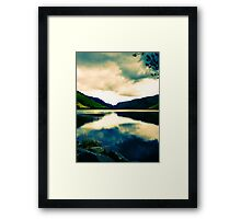 Talyllyn Lake Snowdonia Framed Print