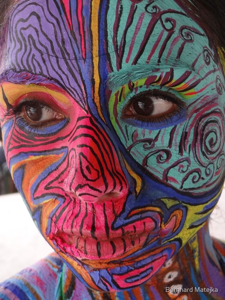 eyes and fine arts - ojos y artes by Bernhard Matejka
