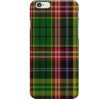 02490 Drummond of Strathallan or Ogilvy Clan/Family Tartan Fabric Print Iphone Case iPhone Case/Skin