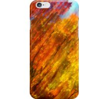 iPhone / iPod Case - Fall burning 2012 iPhone Case/Skin