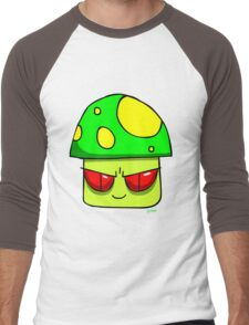 Super Shroom Men's Baseball ¾ T-Shirt