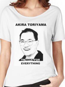 Akira Toriyama -Praise Design Women's Relaxed Fit T-Shirt