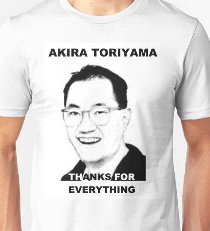 Akira Toriyama -Praise Design Unisex T-Shirt