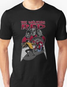 The Walking Red (Color Variant) Unisex T-Shirt