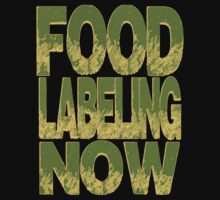 Food Labeling Now - Monsanto by boobs4victory