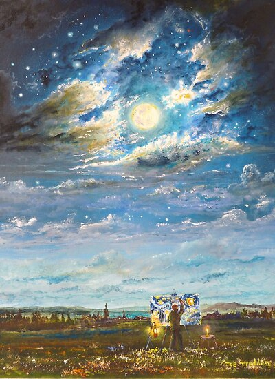 Vincent by Joe Trodden