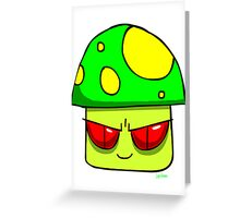 Super Shroom Greeting Card
