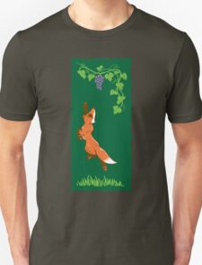 The Fox and The Grapes Unisex T-Shirt