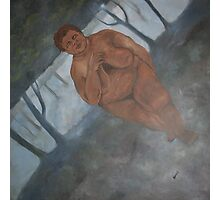 Acheulian Goddess Canvas Print Photographic Print