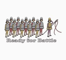 Thimble army needle and thread sewing seamstress Kids Tee
