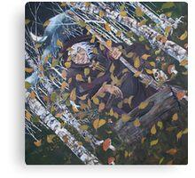 Baba Yaga Canvas Print Canvas Print