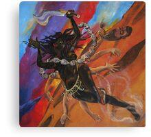 Kali Canvas Print Canvas Print