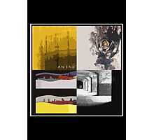 Editors Pop Art (inc. The Weight Of Your Love) Photographic Print