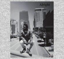 Kendrick Lamar - Alright (Music Video) Kids Tee