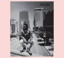 Kendrick Lamar - Alright (Music Video) One Piece - Short Sleeve
