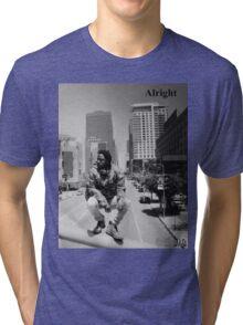 Kendrick Lamar - Alright (Music Video) Tri-blend T-Shirt