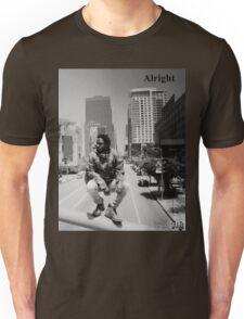 Kendrick Lamar - Alright (Music Video) Unisex T-Shirt