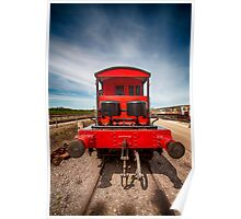 Pill Box Brake Van 2 Poster