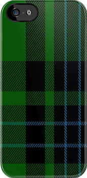 02499 Duchess of Fife Fashion Tartan Fabric Print Iphone Case by Detnecs2013