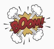 Boom One Piece - Short Sleeve