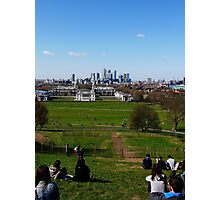 Greenwich, UK Photographic Print