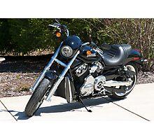 2007 Harley Davidson Night Rod VRSC V-Rod Motorcycle Photographic Print