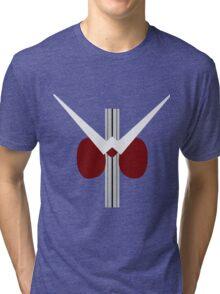 Kamen Rider W Tri-blend T-Shirt