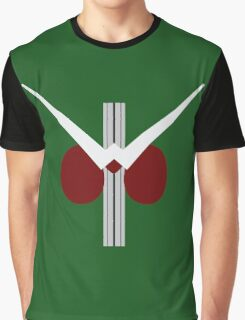 Kamen Rider W Graphic T-Shirt