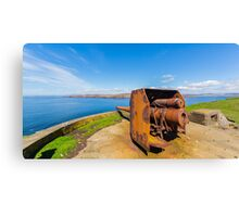 The guns of Vementry Canvas Print