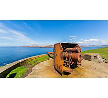 The guns of Vementry Photographic Print