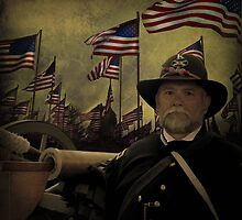Memorial Day, A Tribute to the Keystone Battery of Pennsylvania by Jeff Burgess