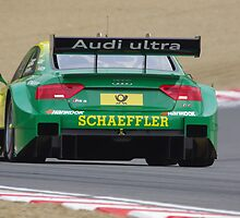 DTM Brands Hatch 2013 - #19 Mike Rockenfeller (GER), Audi RS5 DTM by motapics